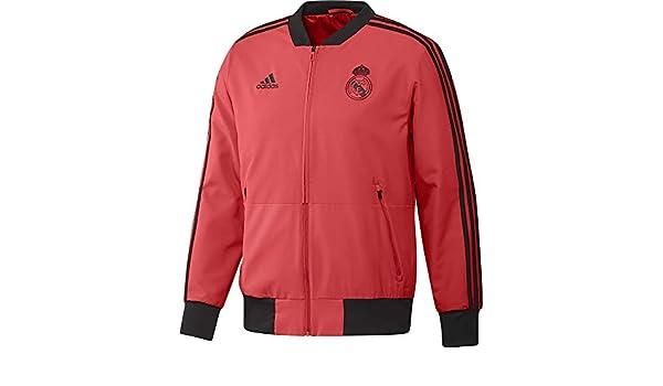 adidas Real Madrid EU Chaqueta, Hombre: Amazon.es: Ropa y ...