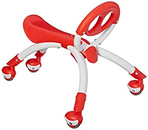 Yvolution Y Pewi Tricycle, Red
