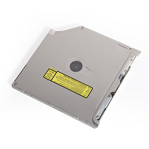 "New 9.5mm UJ8A8, UJ-8A8 CD-RW DVD-RW SATA Burner 8X DUAL LAYER DVD Super Drive for MacBook Pro 13"" A1278, MacBook Pro 15"" A1286, MacBook Pro 17"