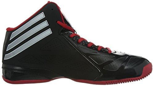Adidas G98369 Running Light Spd Homme De 2 Lvl Scarlet Nxt 1 Basket noir Ftw Blanc Chaussures schwarz Pour Noir SIqxwrSp