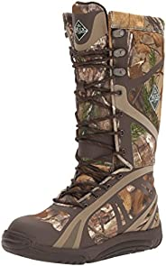Muck Boot Mens Pursuit Shadow Lace Tall Hunting Shoes