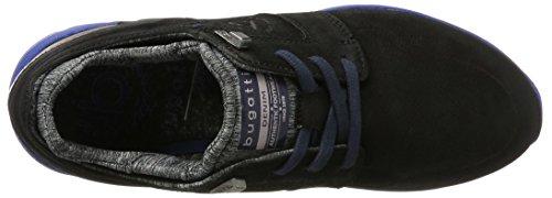 Bugatti 321342023500, Zapatillas para Hombre Negro (Schwarz)