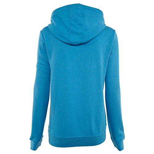 White Heather Light Funnel Hoodie Neck Blue Nike Sportswear Women's wRF6q8FOH