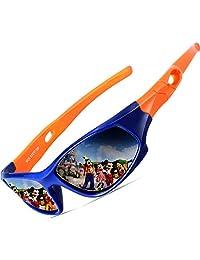 ATTCL Kids Polarized Sports Sunglasses Boys Girls Age 3-10