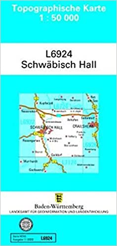 L6924 Schwabisch Hall Zivilmilitarische Ausgabe Tk50