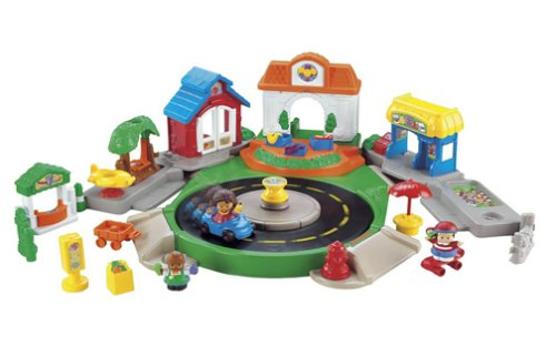 Fisher-Price Little People Discovery Village - Buy Online in UAE. | Toys And Games Products in ...