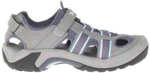 Teva Damen Omnium Sandale Schiefer