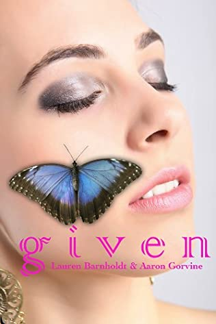 book cover of Given