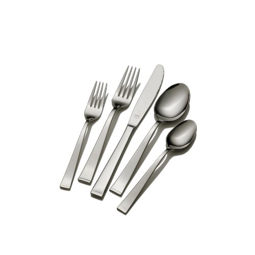 Towle Arctic 5-Piece Flatware Place Setting