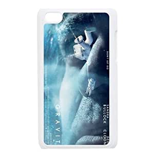 Hot Movie Gravity Creative Ipod Touch 4 Hard Snap-on Case,George Timothy Clooney Ipod Touch 4 Protector