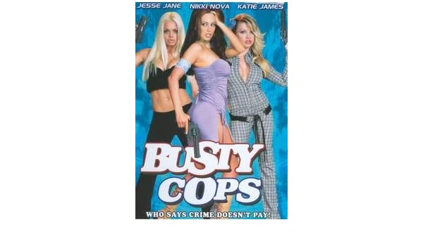 Busty cop movie series