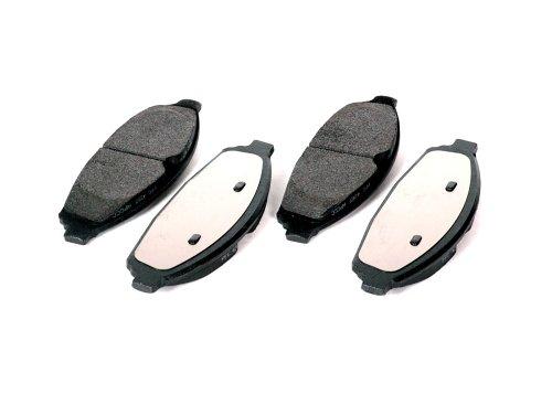 Performance Friction Corporation 931.20 Carbon Metallic Brake Pads