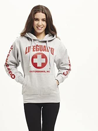 Amazon.com Official Lifeguard Ladies Outerbanks Hoodie Clothing