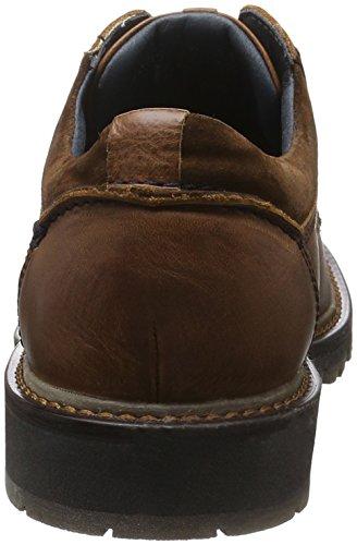 Josef Seibel Elias 05, Zapatos de Cordones Derby para Hombre Marrón - Braun (havanna/brasil 041)