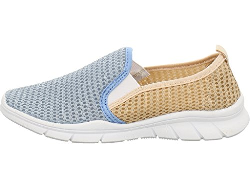 Ilse Jacobsen Badeschuh Light Blue/Beige
