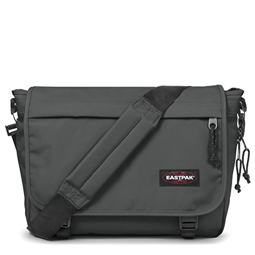 Delegate bandoulière Black L Eastpak 20 39 Sac Grey Good cm Denim Gris Gris dqn8B8Ew