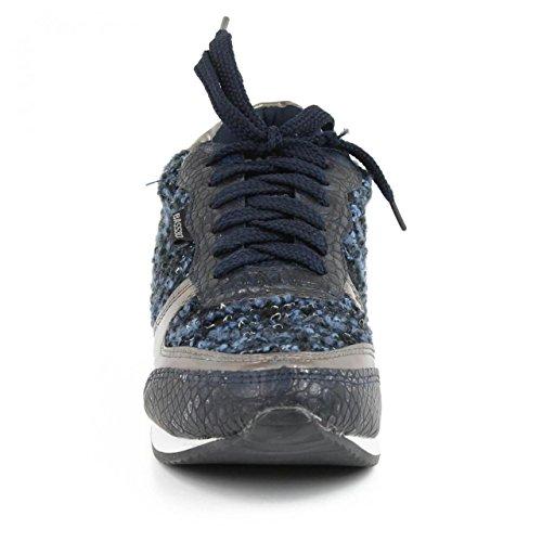 Scarpe sport per Donna e Bambina BASS3D 41063 NAVY