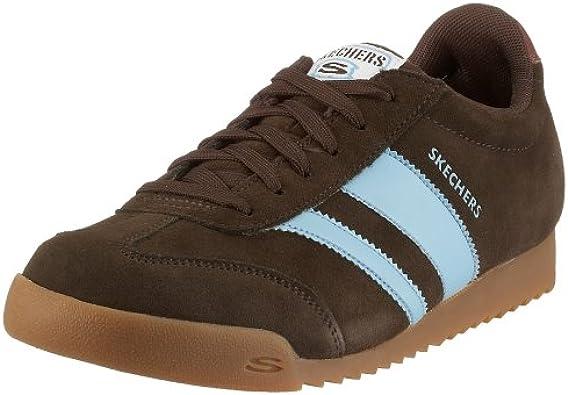 Skechers Meander II 99947 CHBL, Herren Sneaker, braun, (CHBL KoNiz