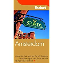 Fodor's Amsterdam, 1st Edition