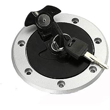 Ignition Switch Lock Key For Kawasaki ZX6R ZX7R ZX9R ZXR750 ZZR400 ZZR600