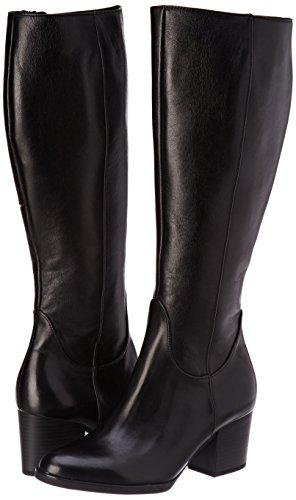 Botas Micro Para Fashion Comfort Negro Mujer Gabor Shoes schwarz 7Ogq8xwWtI