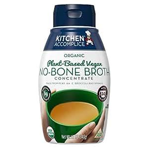 Amazon Com Kitchen Accomplice Organic Plant Based Vegan