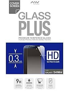 MyWay SCS4ZZWNAC00A06-E Protector de pantalla de Cine de vidrio templado para el Samsung Galaxy S4 Mini
