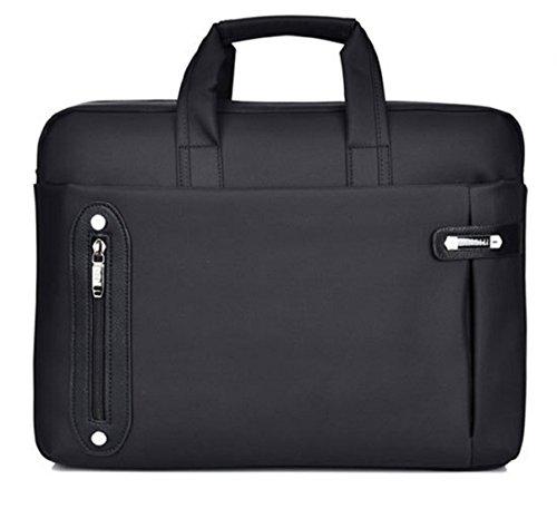 Shockproof computer bag laptop messenger handbag 15.6'''' black - 4