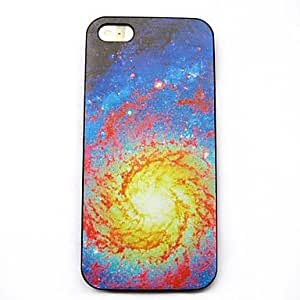 GJY Galaxy Pattern Hard Case for iPhone 4/4S