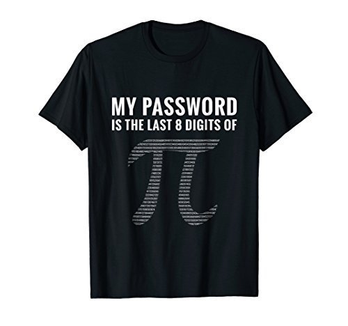 (Funny Pi Day T Shirt Cool Math Nerd Geek Adults Teens Kids)