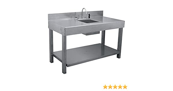 Amazon.com: Aluminum Fish Table With Sink: Home Improvement