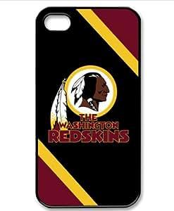 Washington Redskins iPhone 4/4S Hardshell Case Washington Redskins logo by hiphonecases by runtopwell