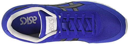 Asics Curreo, Men's Low-Top Sneakers Blue (Asics Blue/Black)