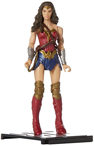 DC Comics Justice League Wonder Woman Action Figure, 6'' Action Figure ()