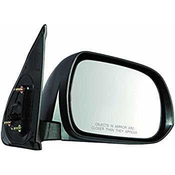 Black Paint to Match Mirror Cap RH Passenger Side for Toyota Tacoma Pickup
