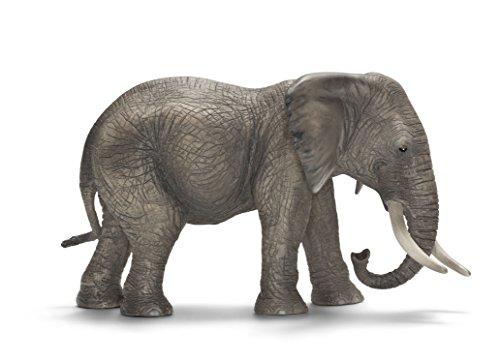 Elephant Schleich African Male - Schleich African Female Elephant Toy Figure