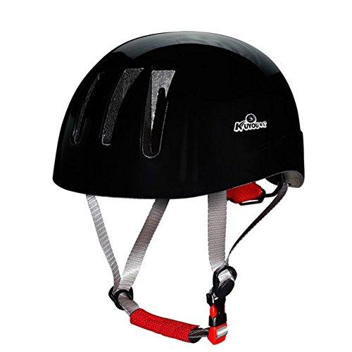 Casques de sécurité de sports de plein air de patinage Adulte Kids Ultra-léger moulé intégralement EPS Matériau 600g 50-60CM