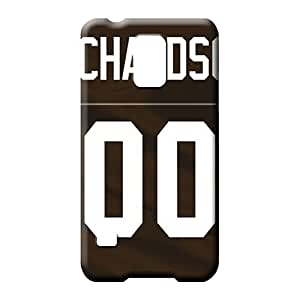 samsung galaxy s5 Classic shell Back skin cell phone carrying cases cleveland browns nfl football