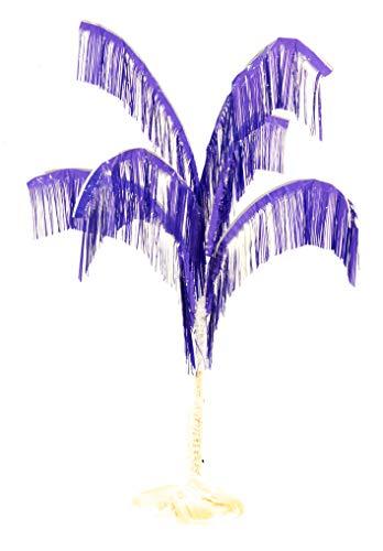 TCDesignerProducts Purple Palm Tree Parade Float Kit, Pride Parade Decorating Kit ()