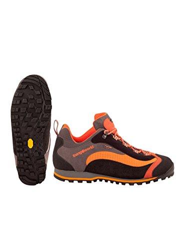 Naranja Ip Shangu Zapatillas Negro Exterior Negro de Trango Deporte Adulto 004 Unisex 6Tx4qaA