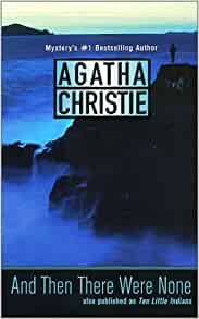 a review on chapter 13 of and then there were none by agatha christie Amazoncom: agatha christie: and then there were none - pc: video games   customer reviews  package dimensions, 75 x 53 x 13 inches 13 ounces   you have to progress the game to chapter 10, watching people get murdered, .
