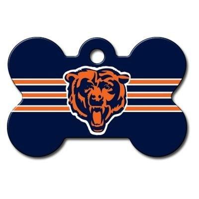 Pet Care Preferred Chicago Bears Bone ID ()