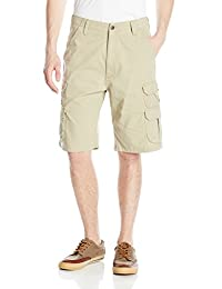 Wrangler Authentcs Men's Big & Tall Premium Twill Cargo Short