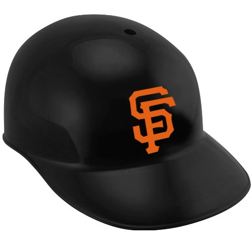 Jarden Sports Licensing MLB Rawlings San Francisco Giants Black Full Size Replica Helmet (Mlb Replica Collectibles)