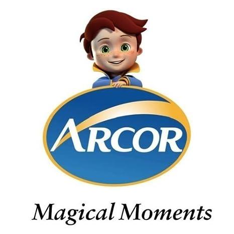 Amazon.com : ARCOR BON O BON Bombones De Chocolate Y Oblea Rellenos Con Crema De Mani- 6pcs 90g : Grocery & Gourmet Food