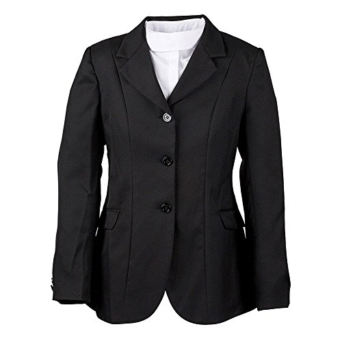 Childs Show Coat - Dublin Childs Ashby Show Jacket III - Black - Size: 10