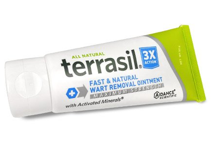 Terrasil Fast & Natural Wart Removal Ointment (50 Gram, Max) by Aidance Skincare & Topical Solutions (Image #6)