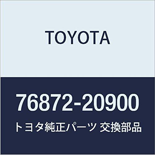 TOYOTA Genuine 76872-20900 Spoiler Protector