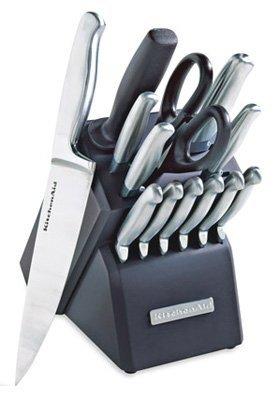 Lifetime Brands 5070621 Pro Fine Edge Cutlery Set, 14-Piece - Quantity 1