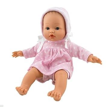 itsImagical - Babybebé Girl, muñeco bebé blandito con trajecito (Imaginarium 79512)